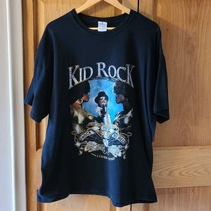 *3 for $10* Mens KID ROCK Concert Tee